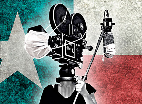 Lights, Camera, Safety: Film and TV Production Is Coming Back to Texas
