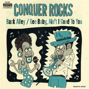 Conquer Rocks,コンカロックス,Ska,スカ,Rocksteady,ロックステディ