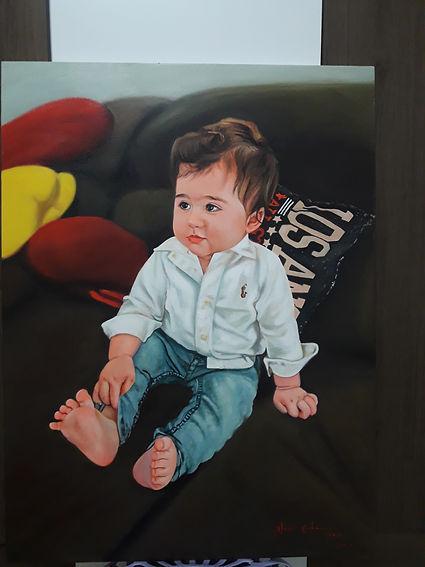 Robson Empresário (Filho) - O.S.T. 60x80
