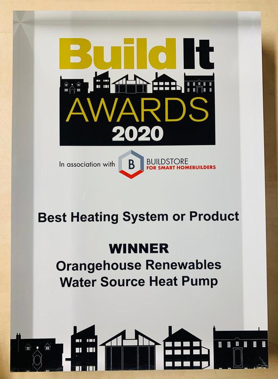 Build It 2020 Award Winners!
