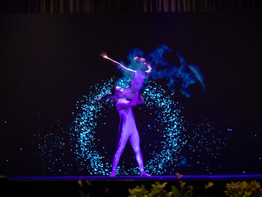 Discovering Endless Possibilities with Wildfire's Holographic Projection Dance