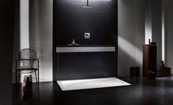 kamix steel shower tray