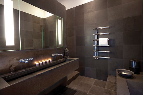 Chime Heated Towel Rail