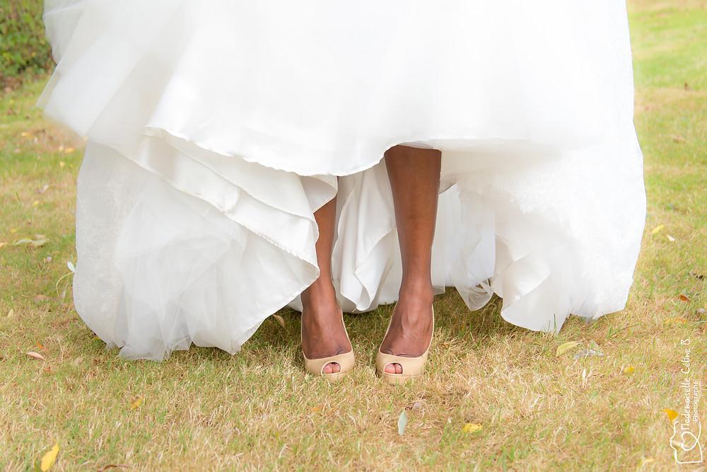 Mademoiselle Céline B. Photographe mariage 94