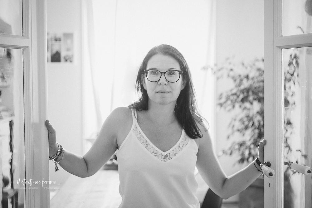 Céline Leroutier Photographe - Séance intimité femme