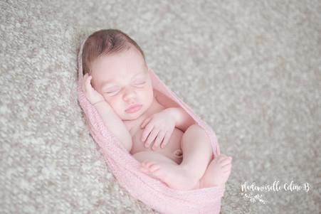 Tanya - Séance nouveau-né