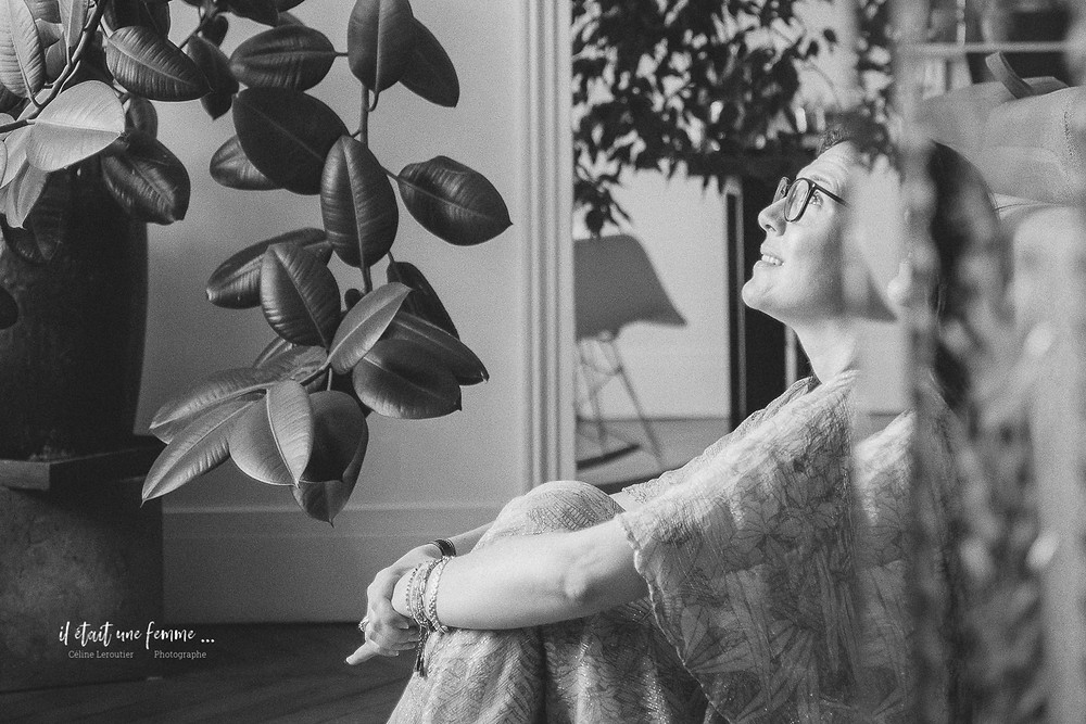 Céline Leroutier Photographe - Séance boudoir femme