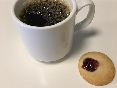 Kaffe kaka - fjärde raka?