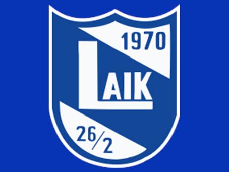 Inga matcher för Lagans AIK innan semestern