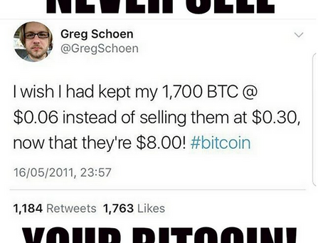 Get Ready Everyone! The Herd is Coming! Why Bitcoin Hit a High of $11,891 Ahead of Schedule. $50k in