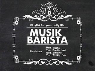 FM北海道(AIR-G')「MUSIK BARISTA」水曜パーソナリティに決定!