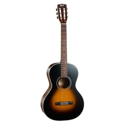 Cort AP550-VB Parlour Vintage Sunburst Guitar