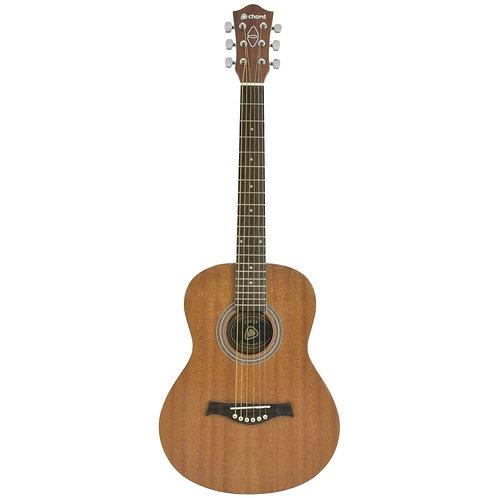 Chord CSC35 Sapele Compact Acoustic Guitar