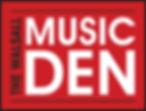 the walsall music den logo