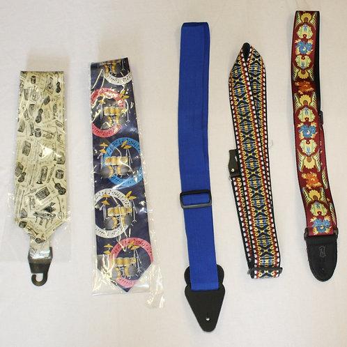 Guitar straps