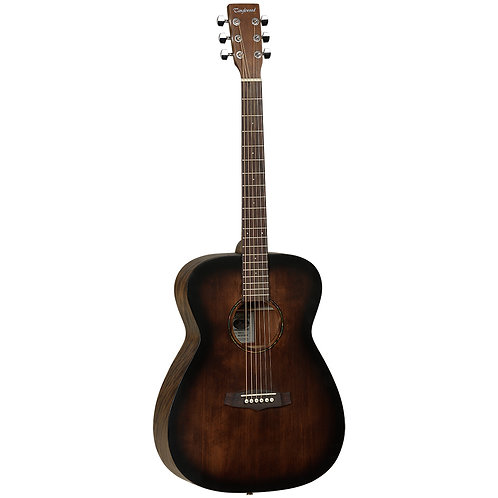 Tanglewood Crossroads TWCR O Acoustic Guitar, Whisky Burst