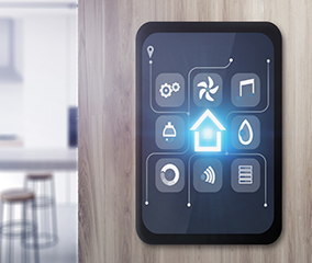 A Connected Home Helps Us Make Smart Choices