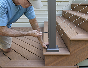 New Decking Options