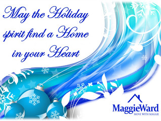 Happy Holidays to my Past, Present, and Future clients!
