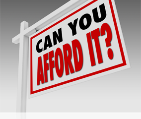 Home Buying Tip: Can You Afford the Home You Want?