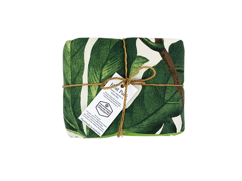 Large Heat Pack - Leaf Green