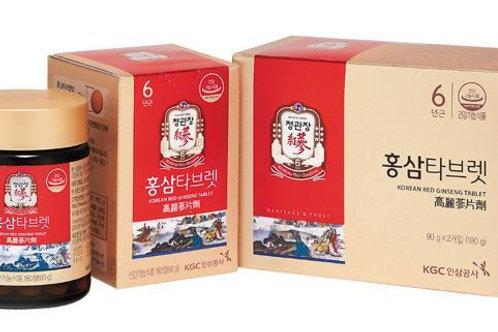 Korean Red Ginseng Tablets