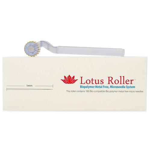 Hypoallergenic Skin Needling Roller for Wrinkles & Anti-aging (0.5mm)