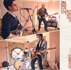 Buenaparte - Sesión En Vivo (EP - 2013)