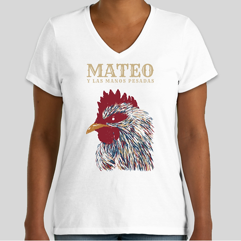 Rooster T-Shirt Female