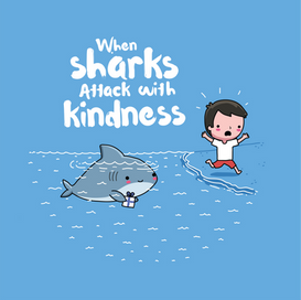 Wawawiwa - When Sharks Attack With Kindness Original Soundtrack (EP - 2021)