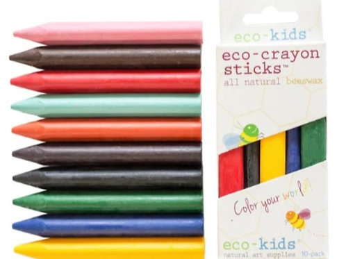 Eco Crayon Pack
