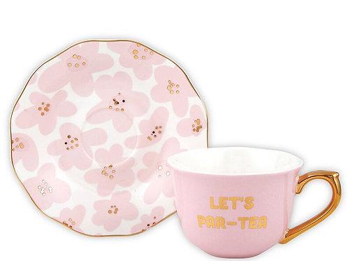 Par-Tea Tea Set