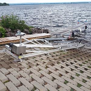 Remonte bateau