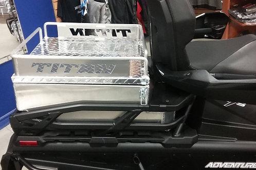 Coffre pour motoneige Polaris Titan Modèle 1