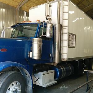 Camion de service 2017