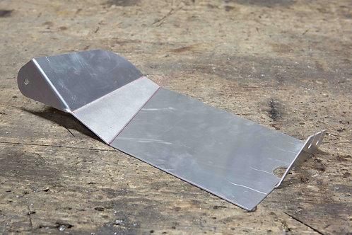 Déflecteur de chaleur pour transmission Bombardier