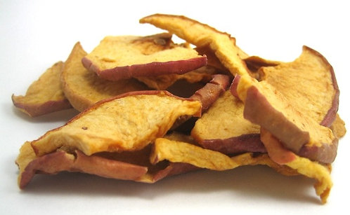 Crispy Dried Apple Chips
