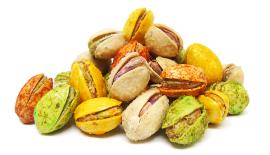 Mixed Flavor Pistachios Sampler