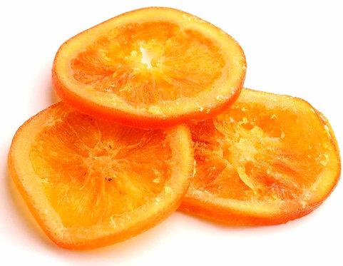 Dried Valencia Orange Slices