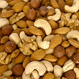 Nuts Almonds Pistachios Cashews