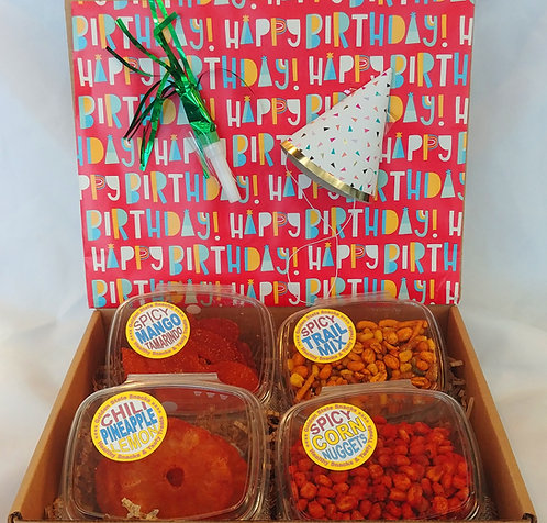 Spicy Lovers Gift Box