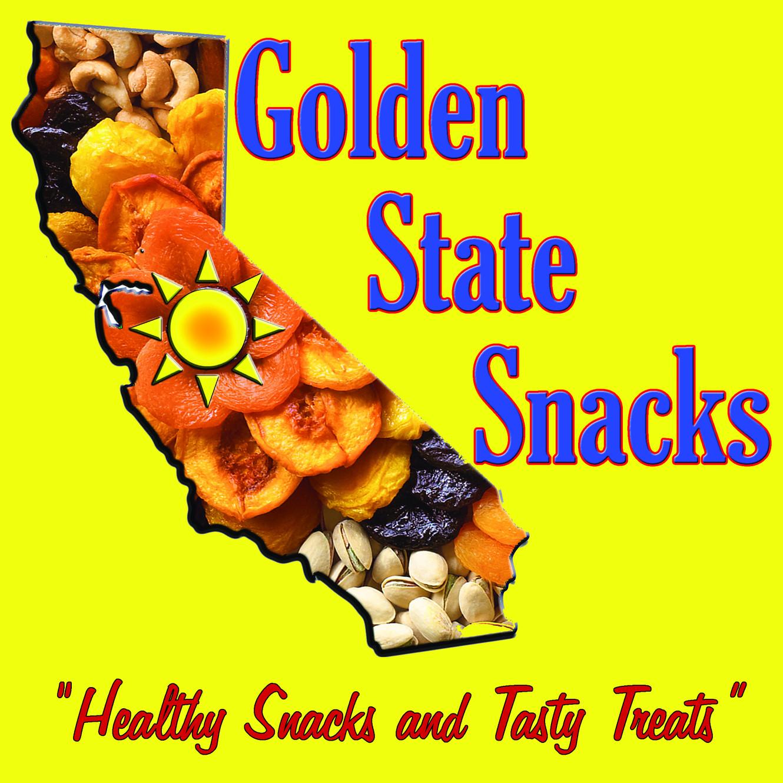Golden State Snacks - Dried Fruit - Mango, Apricots, Kiwi