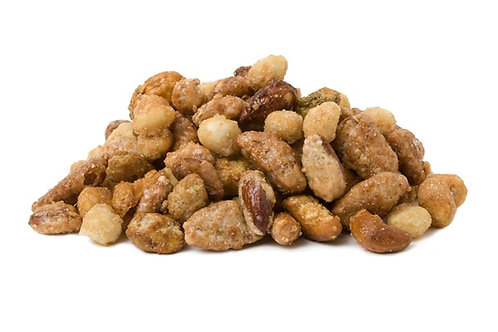 Butter Toffee Cashews, Almonds, Pecans and Peanuts