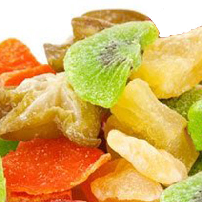 Mixed Tropical Fruits
