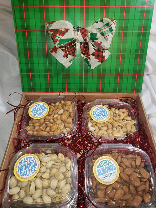 Going Nuts Gift Box