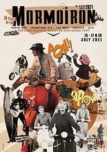 flyer 1 30éme Vintage Classic Scooter Run de Mormoiron