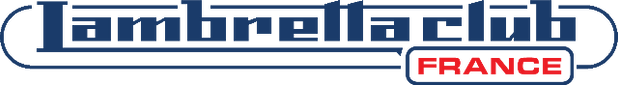 logo officiel lambretta club france scooter