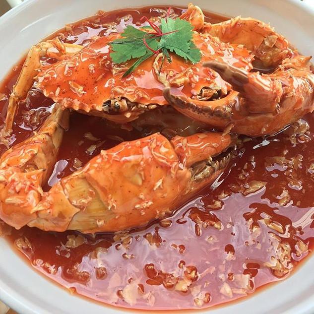 Singapore's Chilli Crab