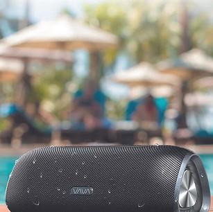 情境攝影 - 防水喇叭