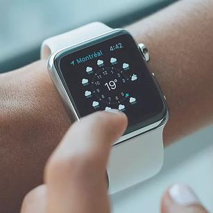 情境攝影 - 智慧型手錶